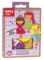 Mini Kit DIY Apli Princesas Best Friends