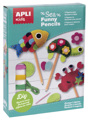 Kit DIY Sea Funny Pencils Feltro 3U
