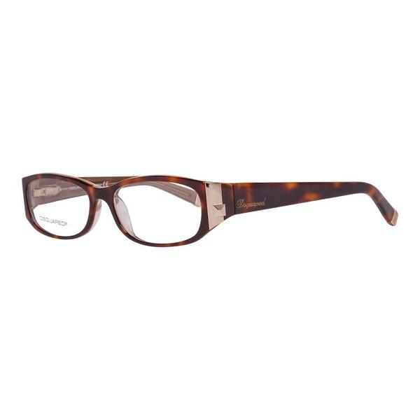 Armação De Óculos Feminino Dsquared2 Dq5078-050 (Ø 53 Mm
