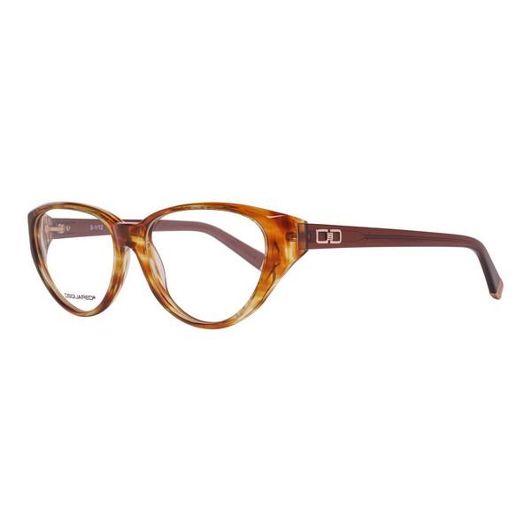 Armação de Óculos Feminino Dsquared2 Dq5032-012 Ø 50 Mm
