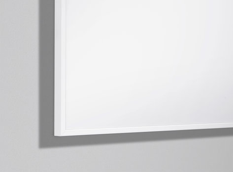 Quadro Branco Magnético Porcelana 1007x1207mm ONE Whiteboard