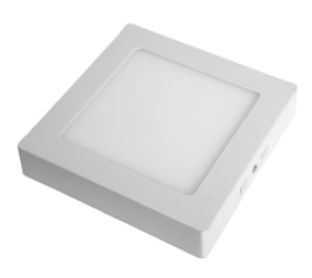 Paineis Projectores de Tecto Falso LED IP44 225x225mm 20W Neutro Saliente
