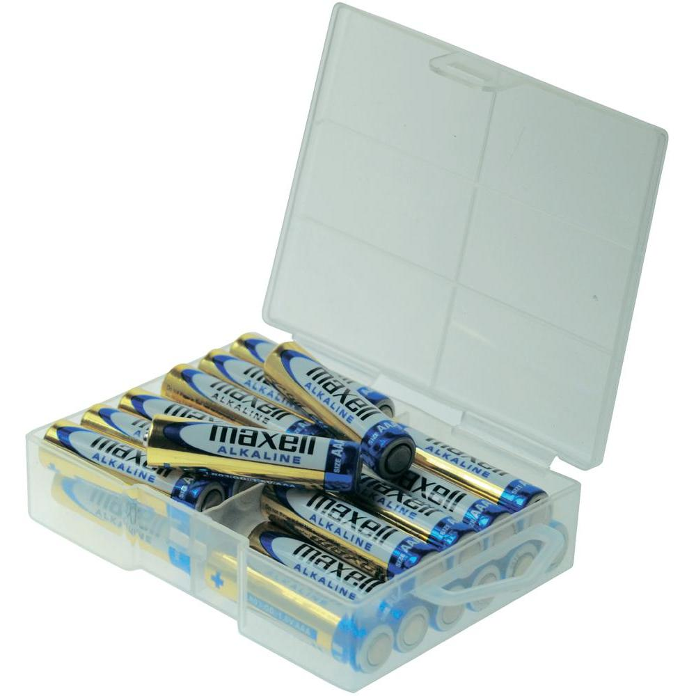 Pilhas Maxell Alcalina LR03 AAA Pack24