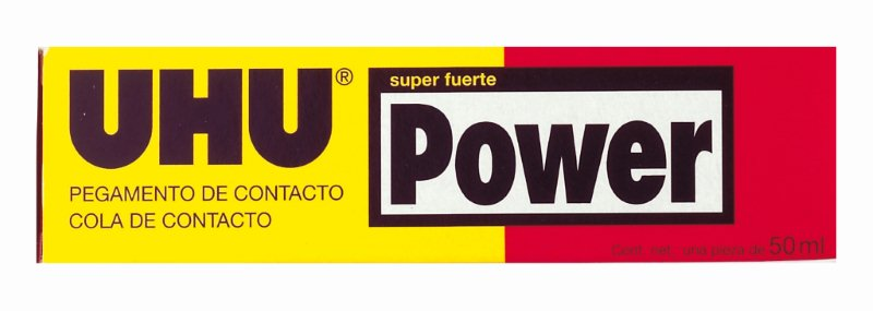 Cola Contacto 50ml UHU Power Contact