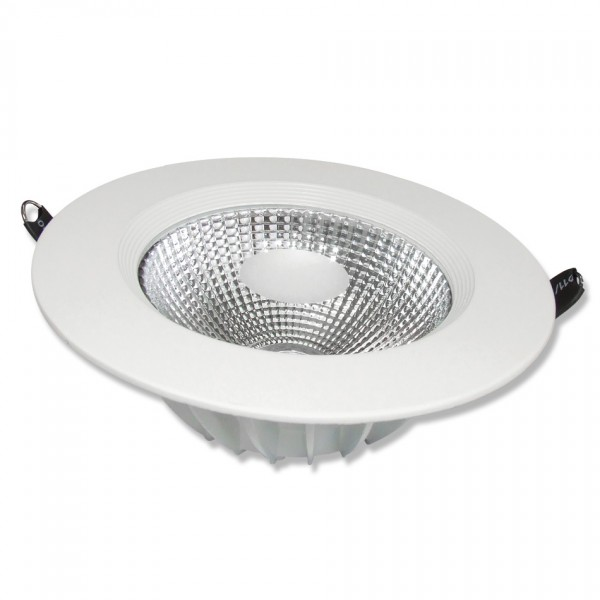 Projectores de Tecto Falso LED 125mm, 640lm, 4100K, 10W, 120º