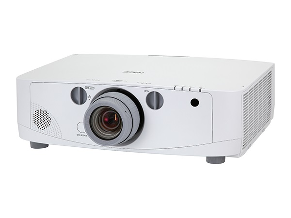 Videoprojector NEC PA550W - WXGA / 5500lm / LCD / Wi-fi via Dongle