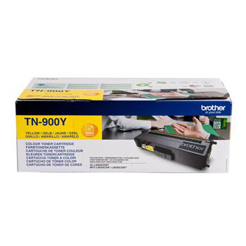 Toner Brother Amarelo TN900Y
