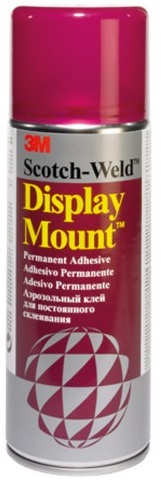Cola em Spray 400ml 3M Scotch Display Mount