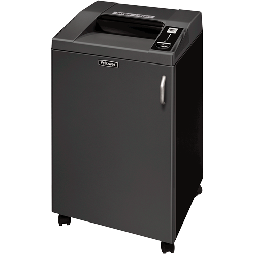 Destruidora de Papel Fellowes 4250S, 32fls, 120L, CD/DVDs com Rodas