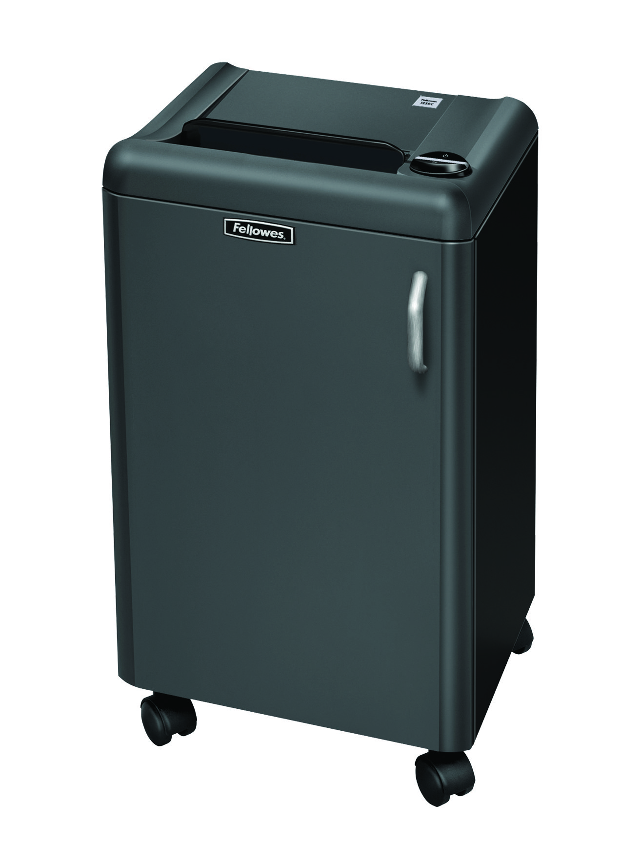 Destruidora de Papel Fellowes 1250C, 17 Fls, 35L, CD/DVDs com Rodas