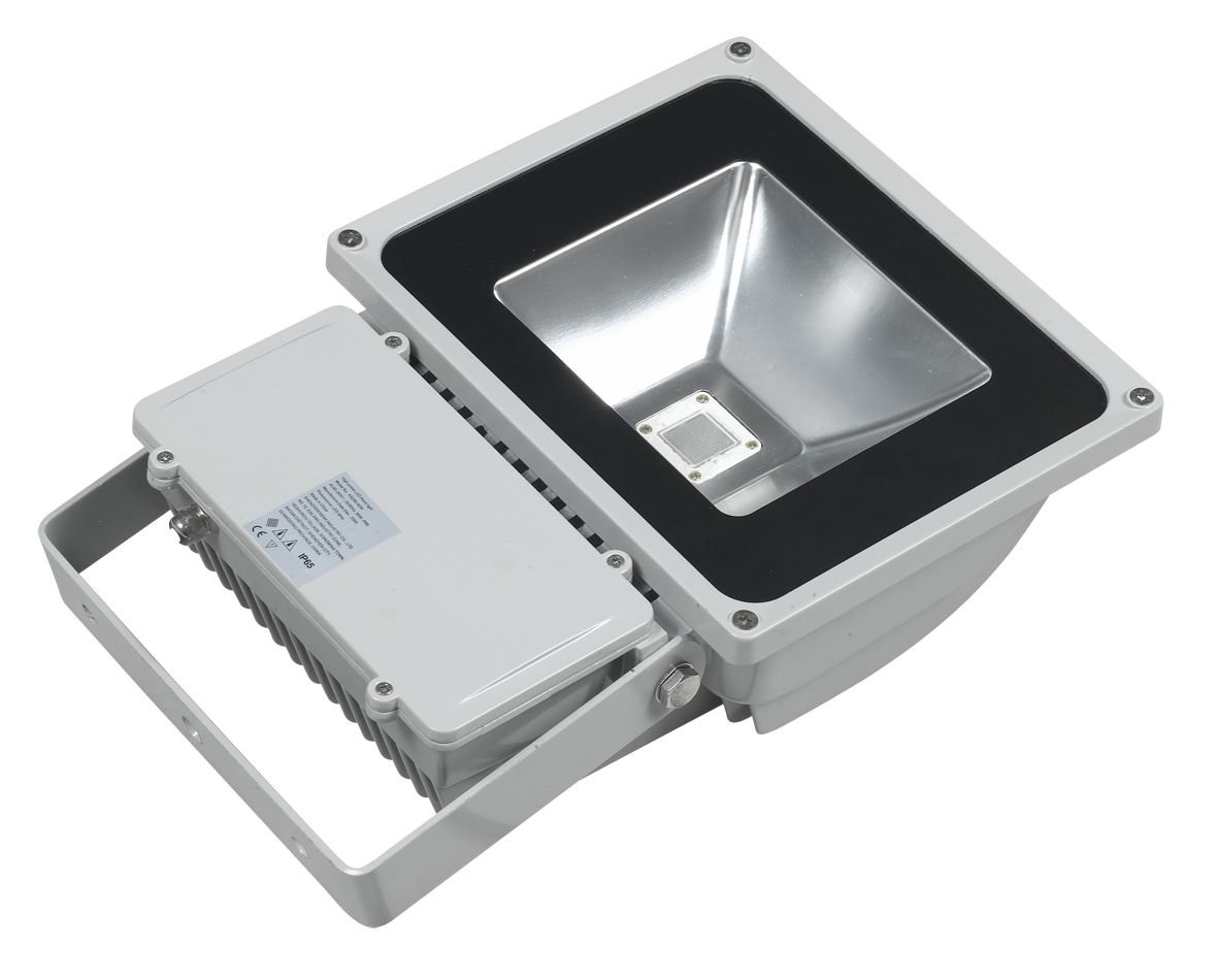 Projectores de Tecto LED IP65 Fria 120º 50W