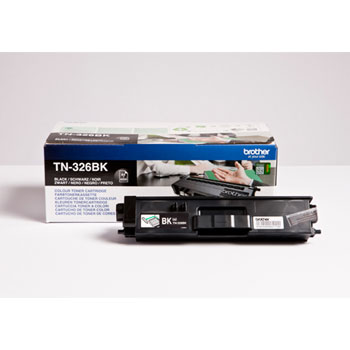 Toner Brother Preto Alta Capacidade TN326BK