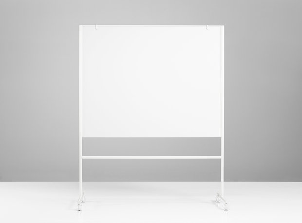 Quadro Magnetico Branco 156,7x196x50cm ONE Double Sided Whiteboard