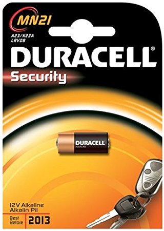 Pilhas Duracell Security LRV08