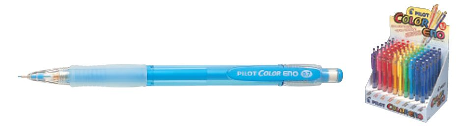 Expositor Lapiseira Pilot H-197 Enocolor 0.7mm Pack 60
