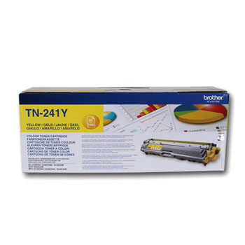 Toner Brother Amarelo TN241Y