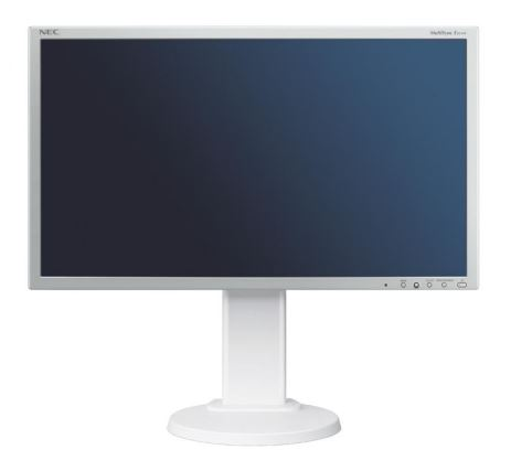 Monitor NEC MultiSync E201W 20'' LED TFT Branco