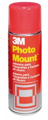 Cola em Spray 400ml 3M Scotch Photo Mount