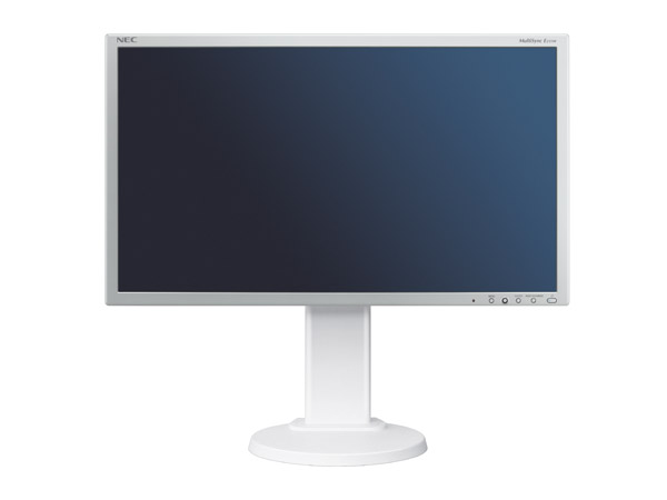 Monitor NEC MultiSync E231W 23'' LED TFT Full HD Branco