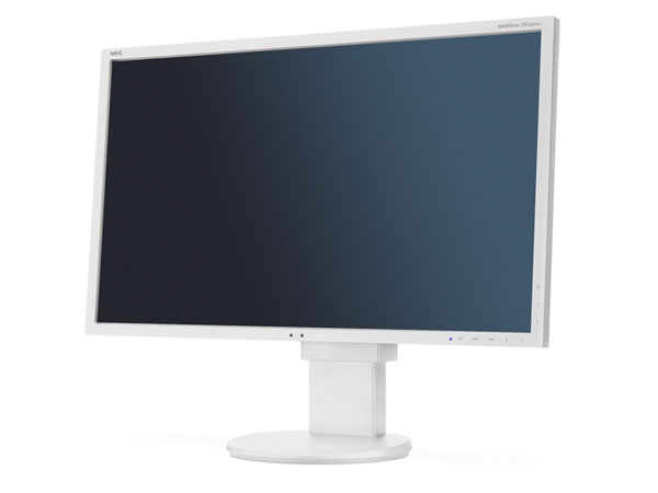 Monitor NEC MultiSync EA223WM 22'' LED TFT Branco
