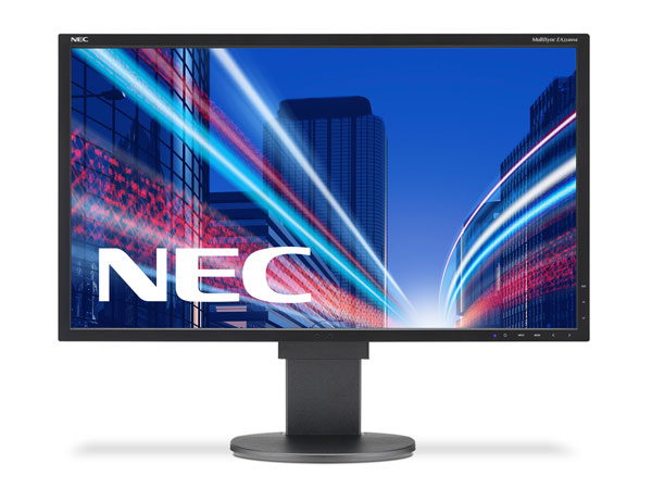 Monitor NEC MultiSync EA224WMi 21.5'' LED TFT Full HD Preto