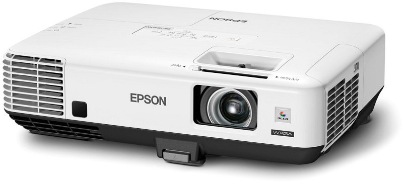 Videoprojector Epson EB-1840W - WXGA / 3700lm / 3LCD
