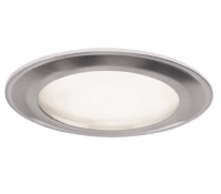 Paineis Projectores de Tecto Falso LED IP44 Aço 160mm 12W Neutro