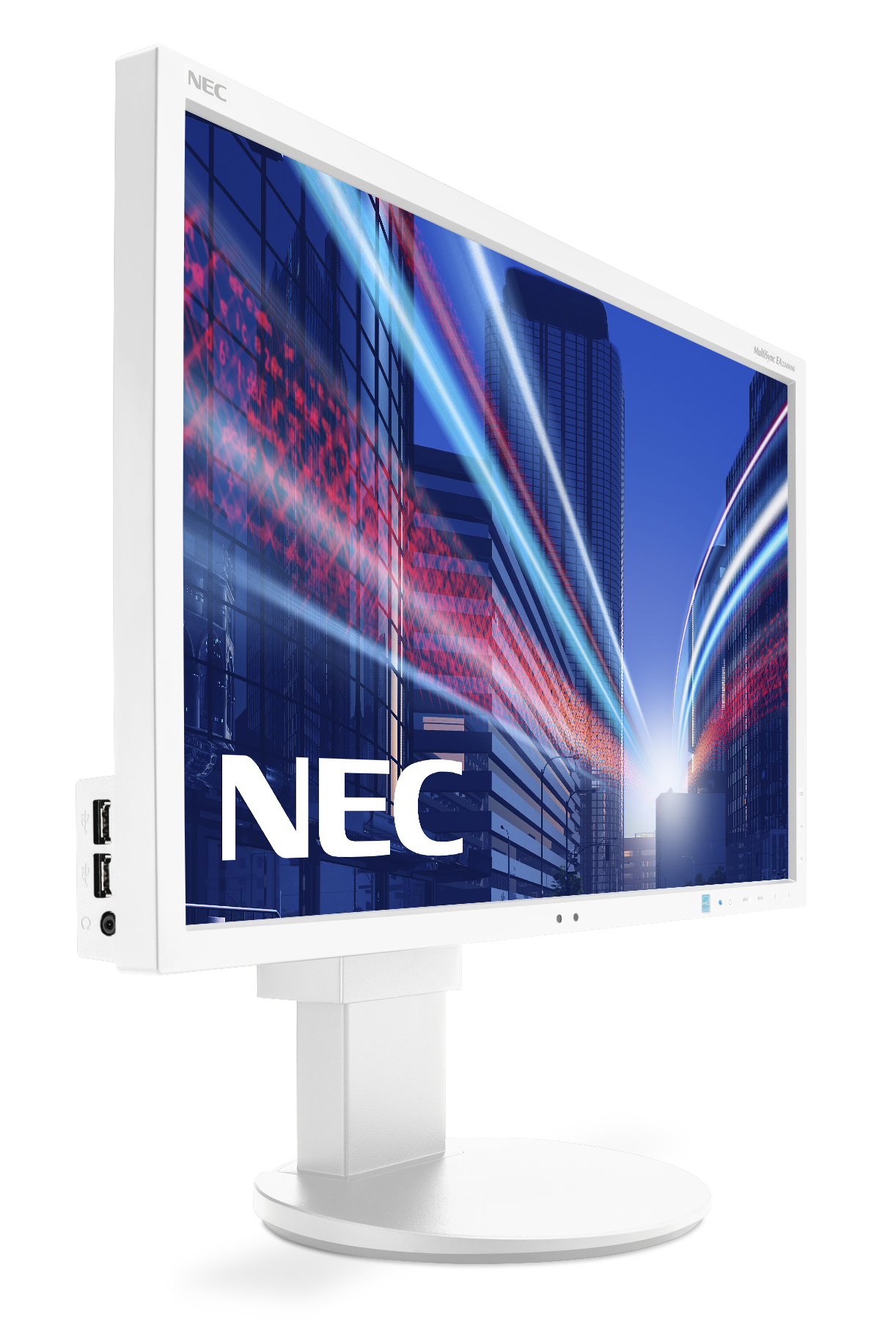 Monitor NEC MultiSync EA234WMi 23'' LED TFT Full HD Branco