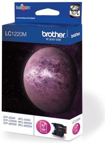 Tinteiro Brother Magenta LC1220M