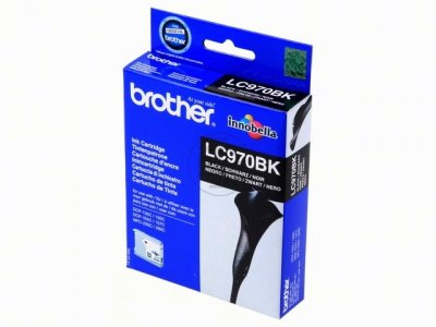 Tinteiro Brother Preto LC970BK