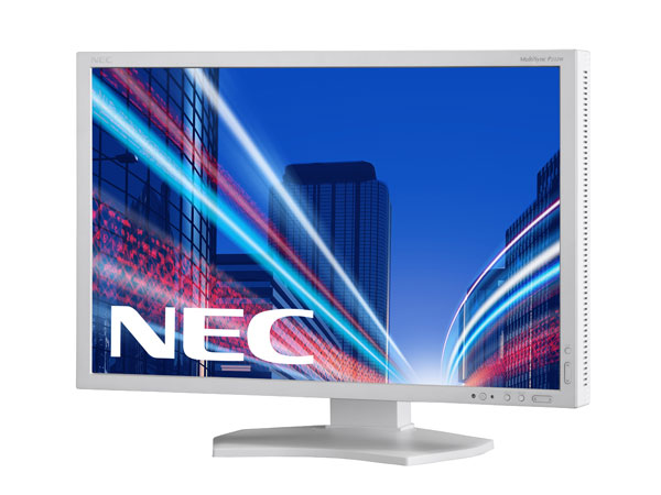 Monitor NEC MultiSync P232W 23'' LED TFT Full HD Branco