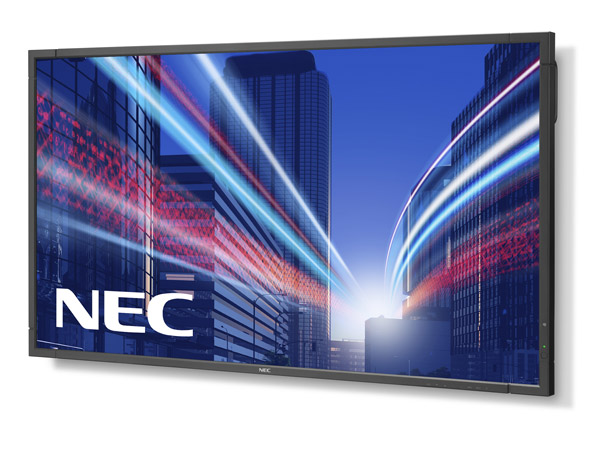 Monitor Public Display NEC MultiSync P553 55'' LED S-PVA Full HD