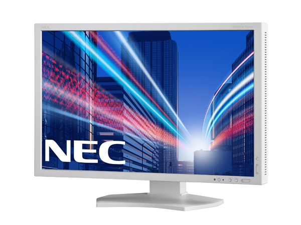 Monitor NEC MultiSync PA242W 24'' RGB-LED AH-IPS Branco