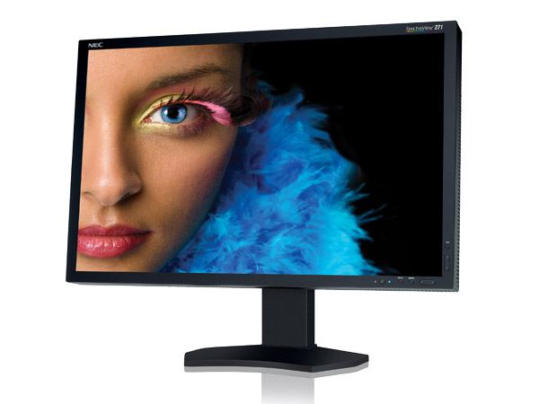 Monitor NEC SpectralView 272 27'' RGB-LED AH-IPS TFT