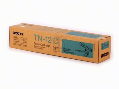 Toner Brother  TN12C Cyan (Azul) HL-4200CN