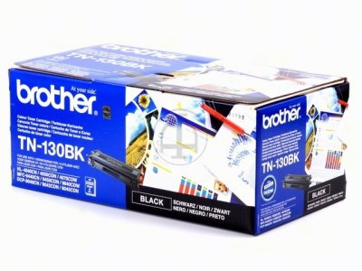 Toner Brother Preto TN130BK