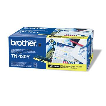 Toner Brother Amarelo TN130Y