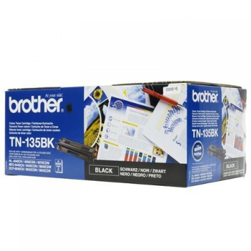 Toner Brother Preto TN135BK