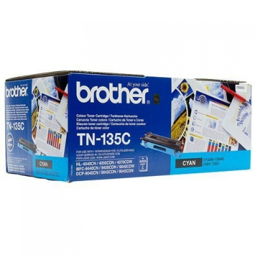 Toner Brother (Azul) TN135C Cyan