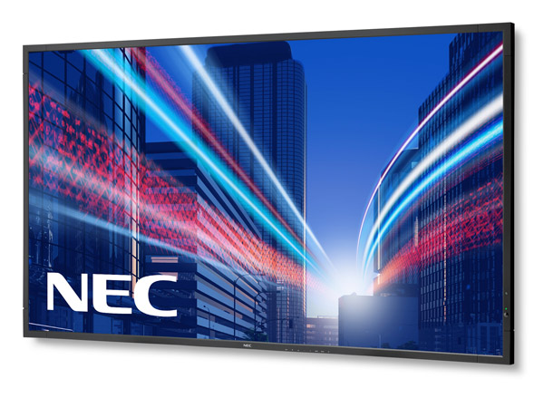 Monitor Public Display NEC MultiSync V463 46'' LED AMVA3 Full HD