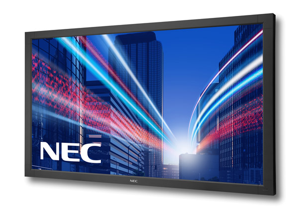 Monitor Public Display NEC MultiSync V652 65'' LED AMVA3 Full HD