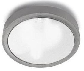 Paineis Projectores de Tecto Falso LED IP44 Aço 120mm 9W Neutro Saliente