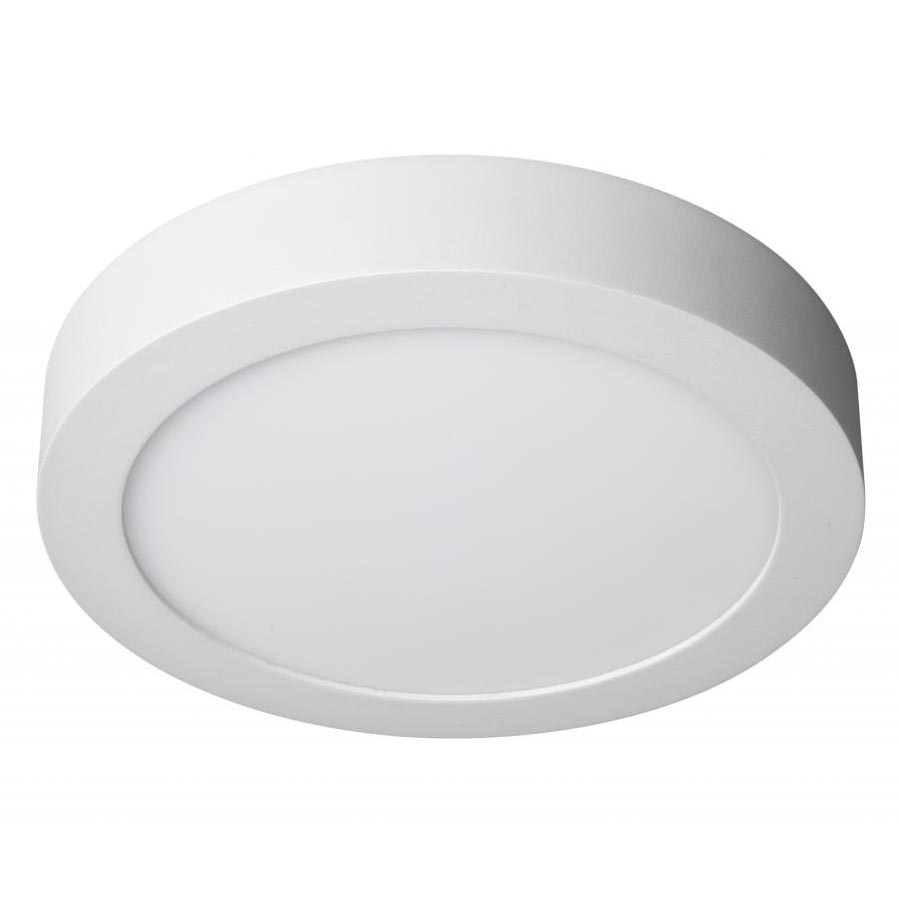 Paineis Projectores de Tecto Falso LED IP44 120mm 9W Neutro Saliente