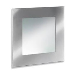 Paineis Projectores de Tecto Falso LED IP44 Aço 82x82mm 5W Quente