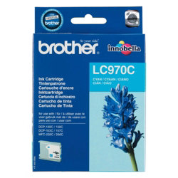 Tinteiro Brother Ciano (Azul) LC970C