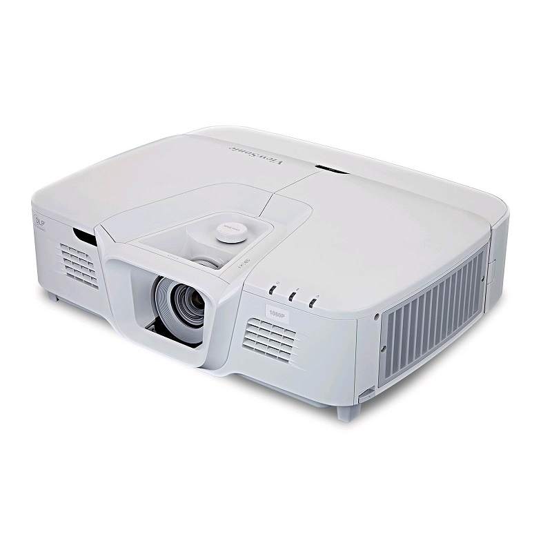 Videoprojector Viewsonic Pro8530HDL, Full HD, 5200lm, DLP 3D Ready, Wi-fi via Dongle
